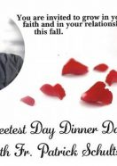 SFA Sweetest Day Dinner Date Night